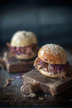 Pulled pork czyi najlepsza(!) wyczesana wieprzowina :) (The absolutely best pulled pork!)