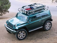 Jeep Willys 2 Concept '2001
