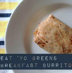 The Scribble Pad: CSA Inspired: Breakfast Burritos
