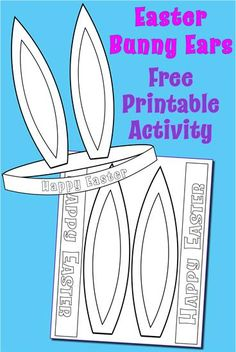 "This is a great ""hands on"" Easter activity for your kids to do in the classroom or at home!"