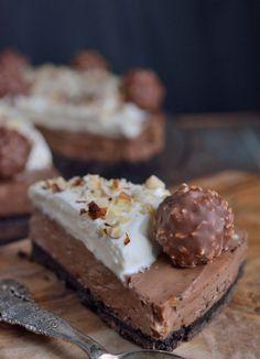 Krispie Treats, Rice Krispies, Ferrero Rocher, Oreos, Nutella, Baking, Cake, Desserts, Food