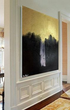 Acrylic Painting Abstract GOLD Hand Made Canvas Original online gallery wide paintings painting buy abstract art sale artworks wall art ------------------------------ #3 Top Seller painting ------------------------------ Painting Details: Materials: Canvas Color Type: Acrylic Colors #artpainting