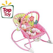 I LOVE THESE......  Fisher-Price - Infant to Toddler Rocker, Pink