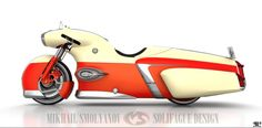 Electric Volga v 1.1 Final Motorcycle Prototype Looks Amazing [Photo Gallery]