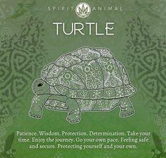 Turtle Spirit Animal, Animal Spirit Guides, Your Spirit Animal, Animal Meanings, Symbols And Meanings, Earth Symbols, Mayan Symbols, Spiritual Symbols, Viking Symbols