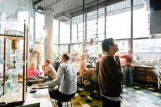 Outpost cafe Melbourne