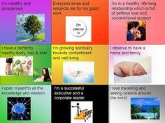 Vision Board Template   vision board template - Google Search
