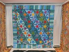 Twisted Star ~ Quiltworx.com