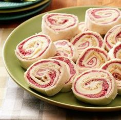 Reuben Rolls, these would be great for a St. Pat's party!