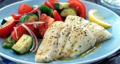 Tilapia with Savory Herb Butter Recipe | McCormick