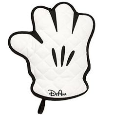 Disney Mickey Mouse Oven Glove - Personalizable | Disney StoreMickey Mouse Oven Glove - Personalizable - You've got to hand it to Mickey, his Best of Mickey Mouse Oven Glove is great for any chef. This deliciously fun glove-shaped Mickey potholder is cool to have around when things heat up in the kitchen.