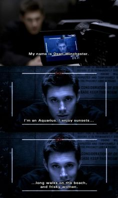 oh Dean,i love you too much
