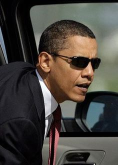 Image result for picture of barack obama in sunglasses