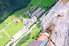 Hayalci Gezgin: Tırmanış için Muhteşem Bir Yer