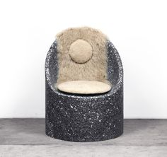 Symbols, Snakes, and Spirituality in a New Collection of Terrazzo Furniture Learn about terrazzo at www.terrazzco.com