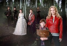 Once Upon a Time television series coming to ABC... @Laura Cline have you heard about this???