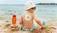 La Importancia de la Protección Solar en Niños
