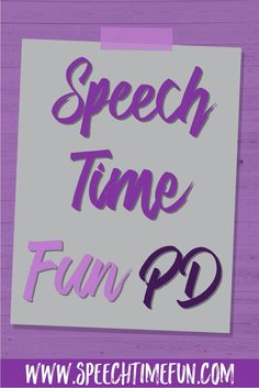 Looking for practical professional development for school-based speech-language pathologists? We can all use more easy to prep ideas to add to our toolboxes. Fun and functional ideas that will make planning easier and see more student growth! #speech #speechtherapy #slpPD