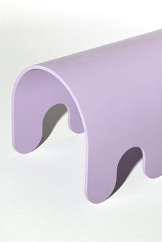 Kinzo Bench by Frederik Kurzweg