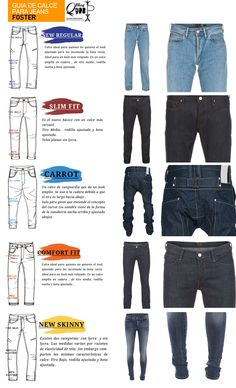 57 Infographics that will make a Man Fashion Expert | Different