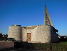 Afficher l'image d'origine Kirchen, Modern, Buildings, Images, Mansions, Architecture, House Styles, Travel, Home Decor