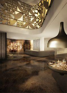 Five Star Hotel Berlin« — Ippolito Fleitz Group (https://www.pinterest.com/AnkAdesign/meet-me-at-the-hotel-room/)