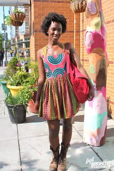 African street style