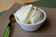 Gelato al Limone Bimby - Lemon icecream