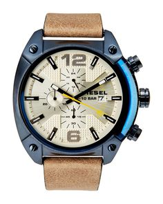 """Check out """"DZ4356 Gunmetal-Tone & Sand Overflow Watch"""" from Century 21"""