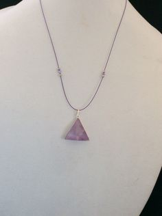 A personal favorite from my Etsy shop https://www.etsy.com/listing/234563773/pyramid-crystal-necklace