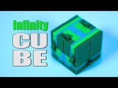 Build an Endless Cube with LEGO® Bricks