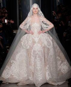 Elie Saab  Couture Wedding Dress