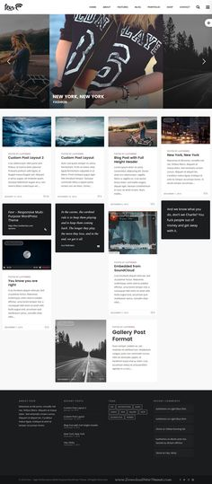 Fevr is the new generation of responsive WordPress #themes with 32+ homepage concepts for multipurpose website. #blogging #Download Now!