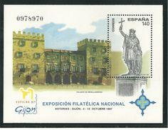 España - Spain filatelia: EXPOSICIÓN FILATÉLICA NACIONAL - EXFILNA 97