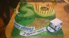 Birthday hole in one! Hole In One, 50th Birthday, App, Desserts, Tailgate Desserts, Deserts, 50th Anniversary, Apps, Postres