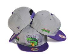 Teenage Mutant Ninja Turtles Snapback Hat (4)  ff23dac399c8