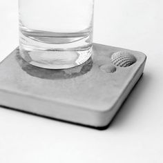 Water Absorbent Coaster