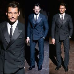 ❤️David James Gandy in a tux. Yum!