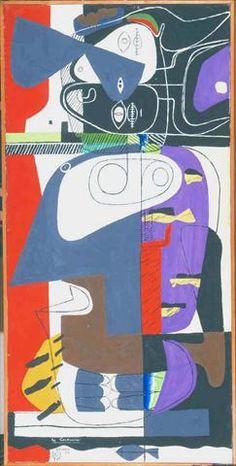 Taureau VIII - Le Corbusier   1954