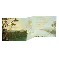 Fairy Tale Romance invitation cards would be a perfect choice for a fairytale themed wedding, however this design does not come with a full set of accompanying cards.