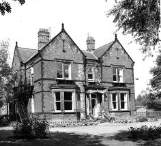 Grantully maternity home, Hartlepool