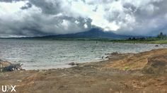 To think that behind those clouds there is an active volcano.#under30experiences #discovercostarica