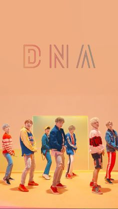 BTS DNA | Tumblr