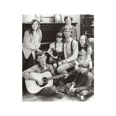 The Waltons ❤ liked on Polyvore