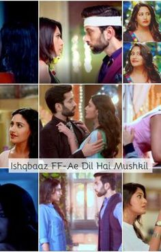 "#wattpad #romance Anika came into Shivaay's life and tamed him.   Shivaay falls for Anika passionately and  obsessively.      ""If he can love his family this much,then imagine how he will feel about the girl whom he will fall in love with"" -Dadi      Shivaay the great ""Ishqbaaz""."