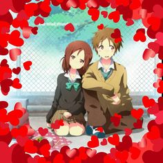 one week friends - isshuukan friends recendsione anime /manga
