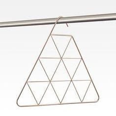 Cabide para lenços copper Umbra