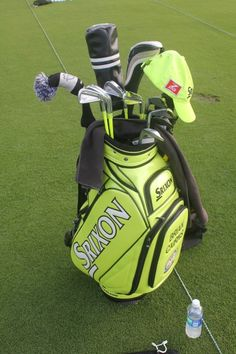 4812c23f372 Srixon Golf outfitted PGA Club Professional Brian Cairns in