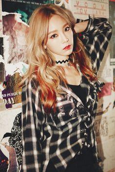 Taeyeon (SNSD)                                                                                                                                                                                 Plus