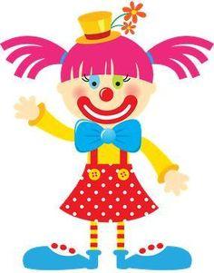 """.. Carnaval .. """" Chapeau du petit clown """""""